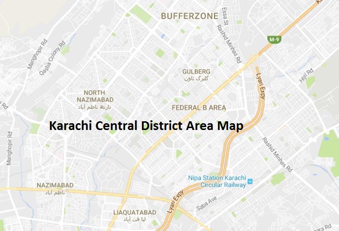 Karachi Central District UC List, MNA MPA Seats کراچی سینٹرل ضلع