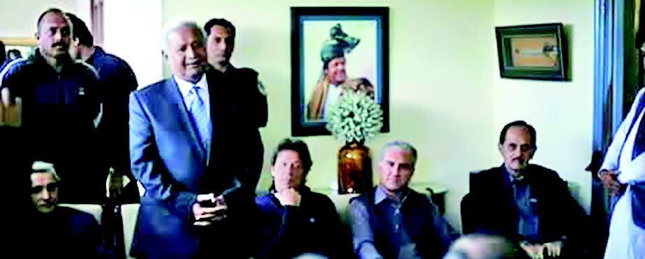 Ex MNA Pakpattan Muhammad Shah Khagga Join PTI in Islamabad