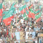 PTI Jalsa View or Picture of Nowshera KPK 5-5-2017