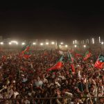 PTI Nowdhera Jalsa Pic Latest 5 May 2017 - Good Crowd