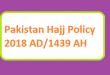Hajj Policy 2018-1439