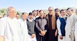 MNA Bosal Mandi Bahauddin Malakwal visit UC Badshahpur about Malikwal river bridge Shahbaz Sharif jalsa