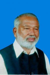 Pir Muhammad Iqbal Shah Qureshi Pic - MNA NA 154 Lodhran