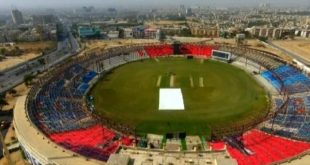 Karachi Stadium Pic for PSL Final Match 25-3-2018