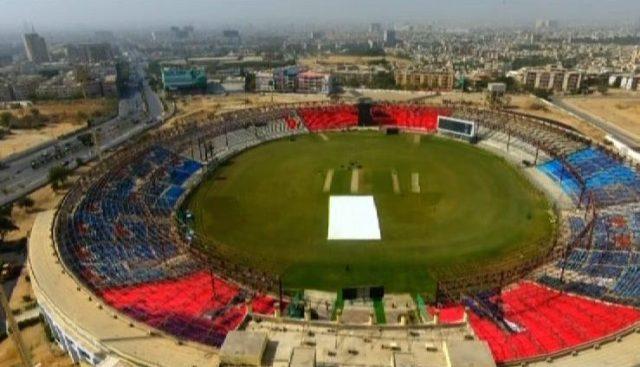 Karachi Stadium Pic for PSL Final Match 25-3-2018