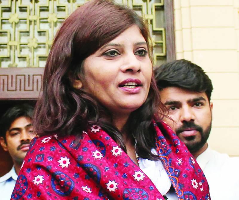 Krishna Kumari PPP Woman Senator Elected on 3 March 2018 from Sindh - Hindu Dillat Family