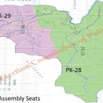 Battagram KPK Assembly Seats Area Maps - New Halqa Bandi 2018 - PK-28, PK-29,