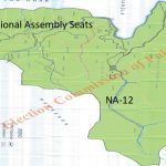 Battagram National Assembly Seats Area Maps - New Halqa Bandi 2018 - NA-12
