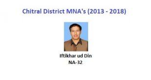 Chitral MNA Pics - Iftikhar ud Din