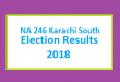 NA 246 Karachi South Election Result 2018 - PMLN PTI PPP Candidate Votes Live Update