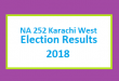 NA 252 Karachi West Election Result 2018 - PMLN PTI PPP Candidate Votes Live Update