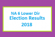 NA 6 Lower Dir Election Result 2018 - PMLN PTI PPP Candidate Votes Live Update
