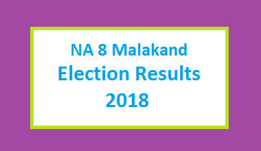 NA 8 Malakand Election Result 2018 - PMLN PTI PPP Candidate Votes Live Update