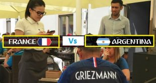 Argentina Vs France Pre Quarter Final Football Live Match (Round of 18) FiFA World Cup 2018