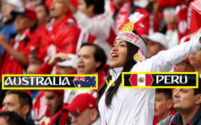 989a3b0cb Australia Vs Peru Football 37th Live Match – FIFA World Cup 2018 – PTV  Sports
