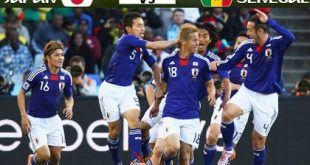 Japan Vs Senegal Today Live Football Match FIFA World Cup 2018 - 24th June Sunday Watch Online on BBC Sports and Fox Sports