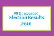 PS 2 Jacobabad Election Result 2018 - PMLN PTI PPP Candidate Votes Live Update