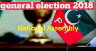 PTI National Assembly Candidates and Ticket Holders List Final - Election 2018 Final