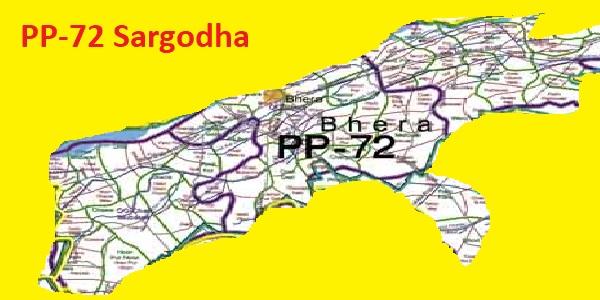 Punjab World Map.Pp 72 Sargodha Area Map Candidates And Result