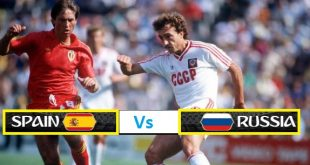 Russia Vs Spain Pre Quarter Final Football Live Match (Round of 16) FiFA World Cup 2018