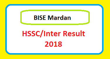 BISE Mardan Board FA FSC / 1st 2nd Year / HSSC Part I, II / Inter