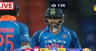 IND Vs BAN Live Cricket - Asia Cup Final Live 2018 - India Vs Bangladesh Live Final - Asia Cup Final Dubai Live Today 28 Sept Friday