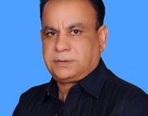 NA 107 Faisalabad MNA Khurrum Shahzad