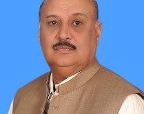 NA 110 Faisalabad MNA Raja Riaz Ahmed