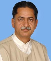 NA 121 Sheikhupura MNA Javed Latif