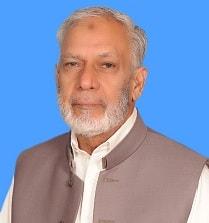 NA 82 Gujranawala MNA Usman Ibrahim