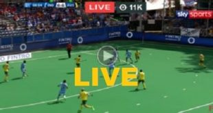 Live Hockey world Cup 2018 - New Zealand Vs France – Watch Online Today on Doordarshan TV Live in India-min