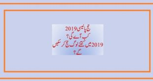 Hajj Policy 2019 Expected Date and Package of Govt and Private Hajj 1440