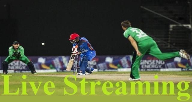 AFG Vs IRE Live 3rd T20 Cricket match, Afghanistan v Ireland