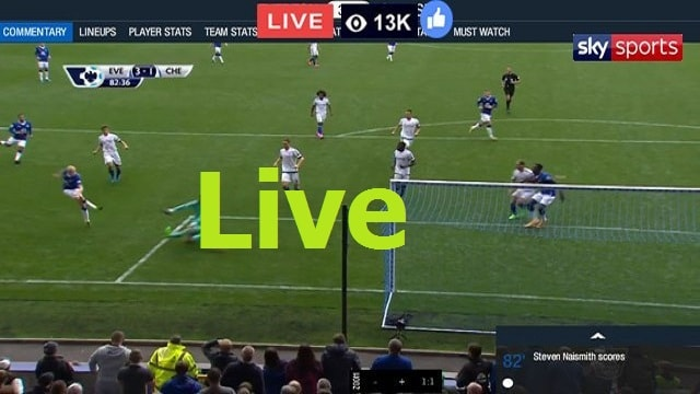 England Premier League Live