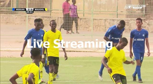 Heegan Vs Dekedda Live Streaming SOMALIA Nation Link Telecom