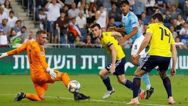 Israel Vs Slovenia ISR vs SLO Round 1 Euro 2020 Qualify Match Live