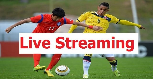 South Korea Vs Colombia Live Streaming World Friendly