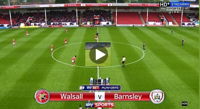 Walsall Vs Barnsley Live Streaming England League One Round 39 Sportklub Bein Sports Live Political Sports Workers Helpline