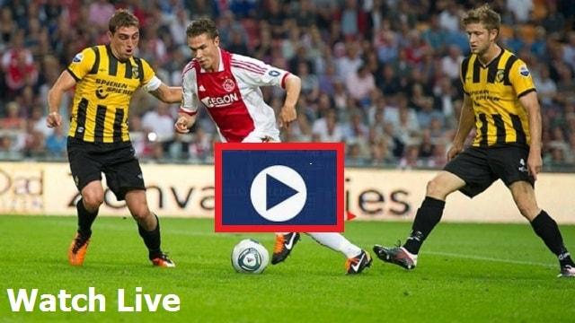 Ajax Vs Vitesse Live Streaming Aja Vs Vit Dutch Eredivisie Tuesday Rd April