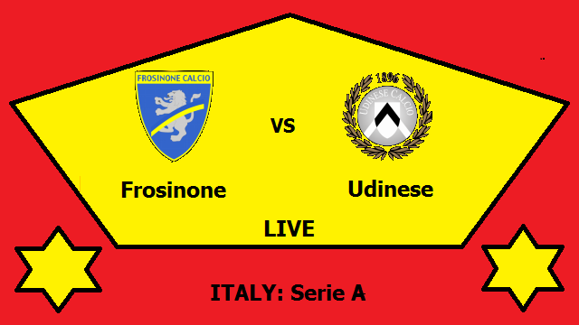 Frosinone Vs Udinese Live Streaming Fro Vs Udi Italy Serie A Head To Head H2h Lineups Online Tv Political Sports Workers Helpline