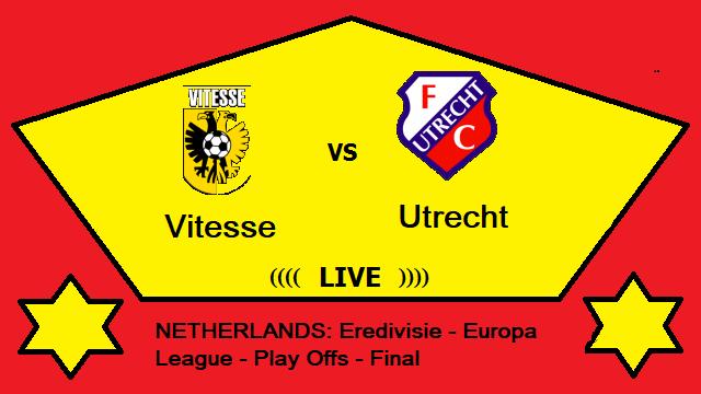 Vitesse vs Utrecht Live Streaming - VIT vs UTR NETHERLANDS ...