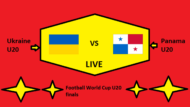 Ukraine Vs Panama Live Streaming Ukr Vs Pan Football World Cup U20 1 8 Finals Head To Head H2h 3 June 2019 Political Sports Workers Helpline