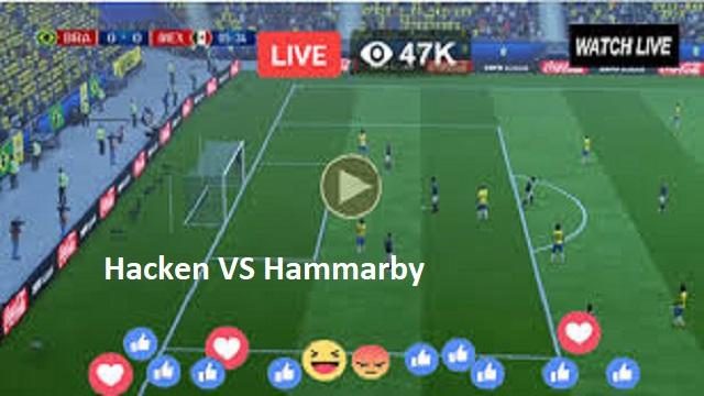Hacken Vs Hammarby Live Streaming Hac Vs Ham Sweden Allsvenskan Round 13 Head To Head H2h Online Cmore Tv Live Political Sports Workers Helpline