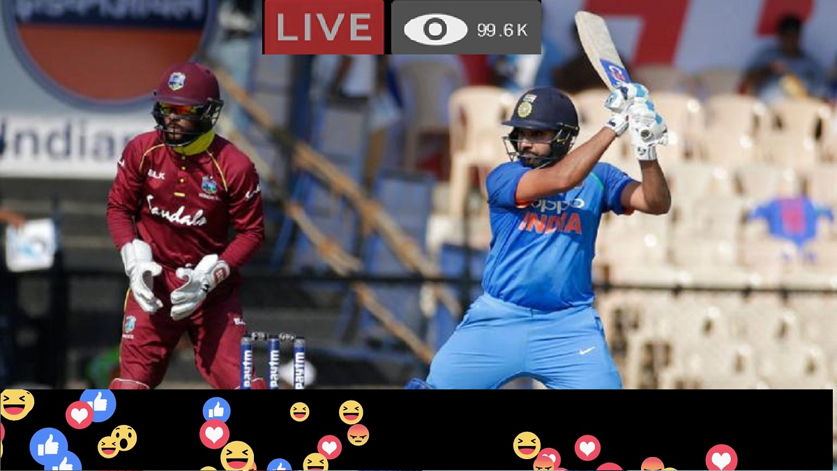 Live Cricket – IND Vs WIN - India Vs West Indies 1st T20I Live