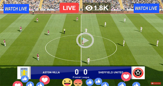 Live Football Stream - Liverpool (LIV) v Aston Villa (AST ...