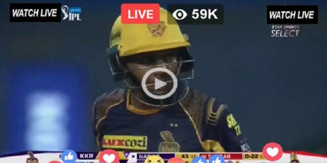 Live Cricket IPL 2020 | Royal Challengers Bangalore vs ...